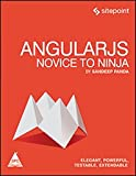 AngularJS Novice to Ninja is the perfect book to journey into the world of AngularJS the superheroic JavaScript framework. Developed and maintained by Google AngularJS brings the Model-View-Controller MVC pattern to JavaScript applications and provid...