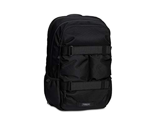 Timbuk2 Rucksack Vert, Unisex, Jet Black, One Size (Spire Rucksack)