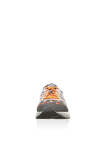 Asics Gel-lyte33 2, Asics Gel-Lyte 33 2 Soft Grey Orange Charcoal 42.5 homme Gris/orange