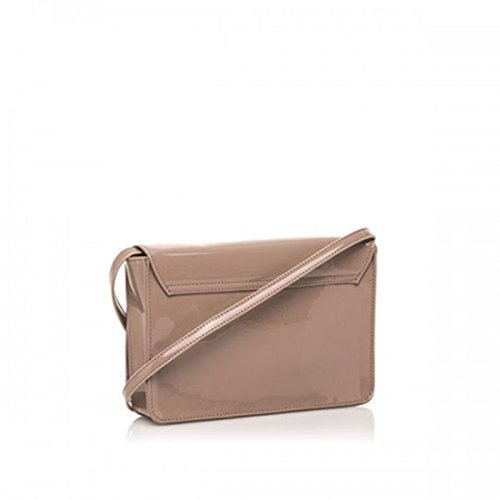 MTNG Collection - Lacy, Borsa modello bowling Donna Beige