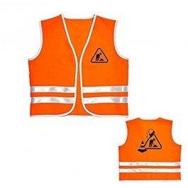 M/L (Erwachsene Bauarbeiter Kostüme)