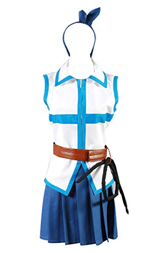 Fairy Tail Lucy Heartfilia Cosplay Kostüm Damen - Lucy Cosplay Kostüm