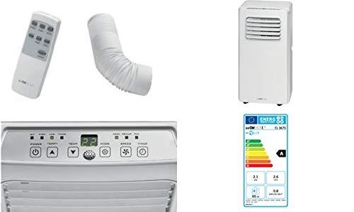 CLATRONIC Klimagerät CL 3671, weiß, Sie erhalten 1 Packung, Packungsinhalt: 4 Rollen