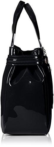 Armani Jeans 0529b55, Sacs portés main Noir - Schwarz (NERO - BLACK 12)