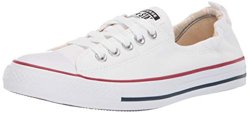 Converse Women's Chuck Taylor Shoreline Slip Casual Shoe, White- 7 B(M) US Women / 5 D(M) US Men -