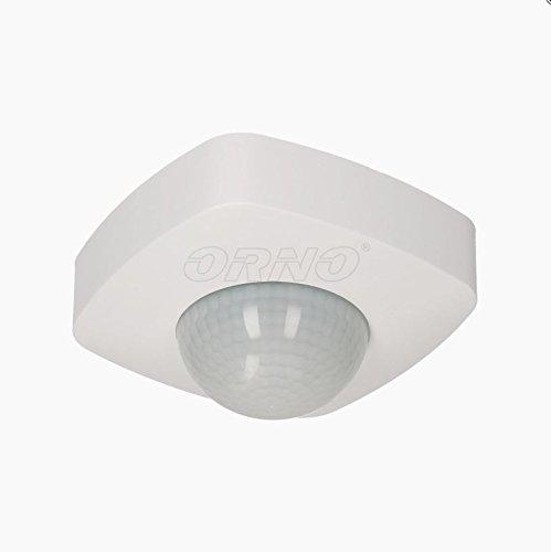 LED Decken- Wand-Bewegungsmelder 360° IR mit grossem Erfassungsbereich bis 20m