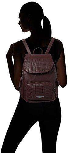 Kipling - City Pack S, Mochilas Mujer, Violett (Warm Plum), 27x33.5x19 cm (B x H T)