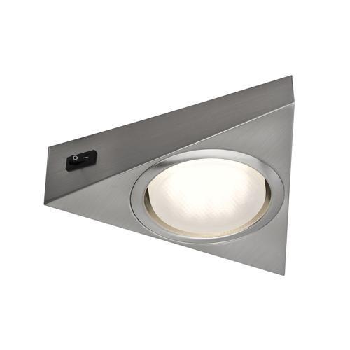 Paulmann 98343Armario Lámpara, metal, GX53, color blanco
