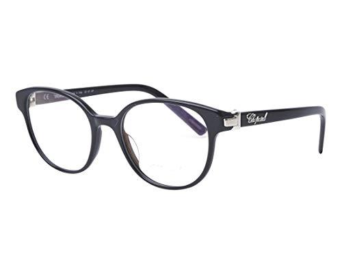 Chopard Brille (VCH-198-G 0700) Acetate Kunststoff glänzend schwarz