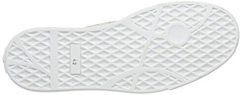 Mjus 307109 Herren Slipper Weiß (Bianco/Sasso)