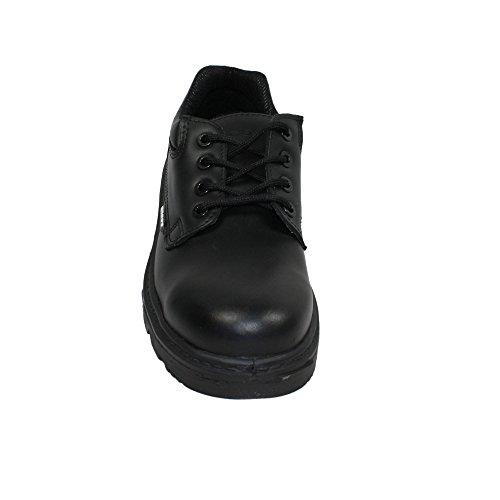Orly ergos 2 chaussures de sécurité s3 sRC chaussures businessschuhe plat noir Noir - Noir
