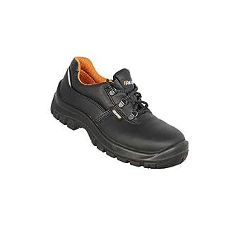 Auda Men's Classic Lace-Up Half Shoe Black Size: 4