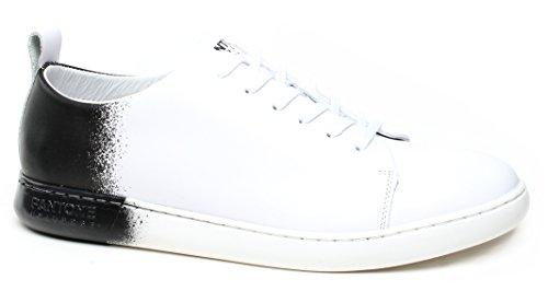 Pantone Universe Footwear Damen NYC High-top, weiß/schwarz 38 EU Pantone Universe