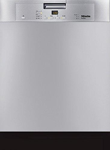 Miele G 4203 U Active Unterbaugeschirrspüler / A+ / 295 kWh / 13 MGD / 3780 L / edelstahl