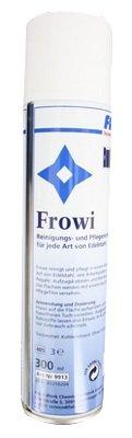 Frowi – Edelstahlpflegemittel 1 Dose