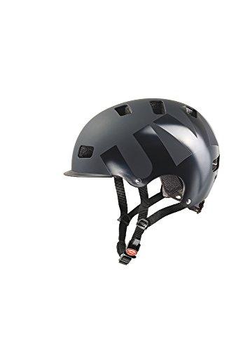 Uvex HLMT 5 Bike Pro Casco de Ciclismo, Unisex Adulto, Negro (Mate), 55-58 cm