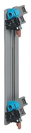 Legrand LEG405000 Peigne vertical vx entraxe 125 mm pour Coffret 2 Rangées