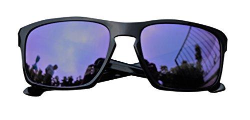 MZM Polarisierte Ersatzgläser für Oakley Enduro ( wählen Sie Die Fabre) (Purple Medium)
