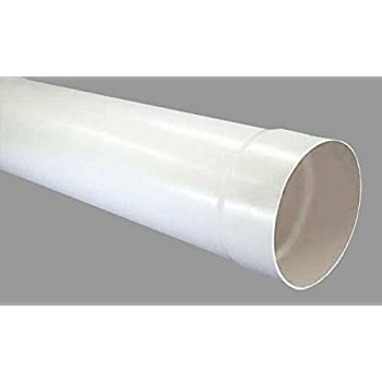 tube rond de 150 mm manchon unilat ralement tuyau 100 cm. Black Bedroom Furniture Sets. Home Design Ideas