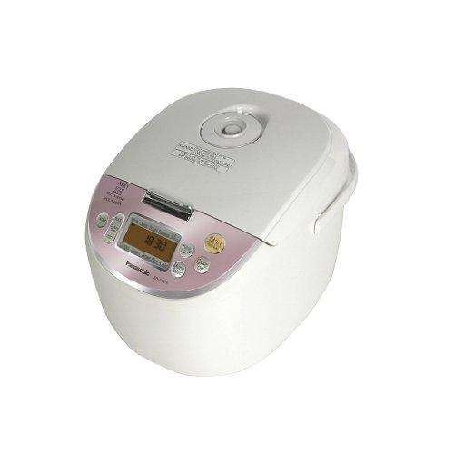 Panasonic IH Reiskocher Außerhalb von Japan SR-JHG18-P Spezifikation (220V)(5.5 cup)