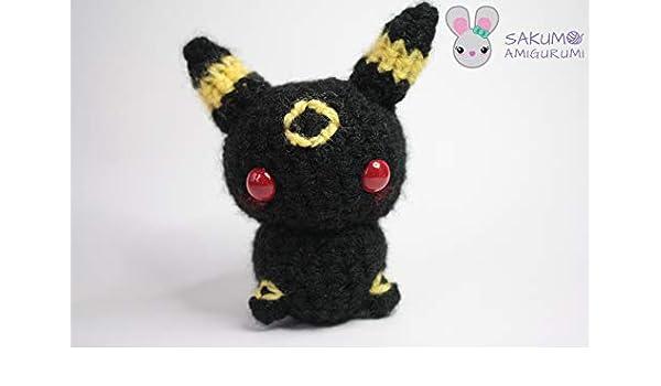 28 Crochet Pokémon Patterns - The Funky Stitch | 350x600