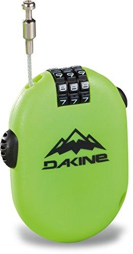 DAKINE Schloss Micro Lock, Green, 8 x 5 x 1 cm, 0.1 Liter