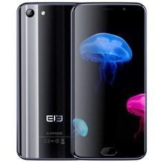 Elephone S7 - Smartphone libre Android  5 5   64 GB  4 GB RAM  4G  13 MP     5MP  Deca Core  Lector de huella  Dual SIM  Pantalla 3D   color Negro