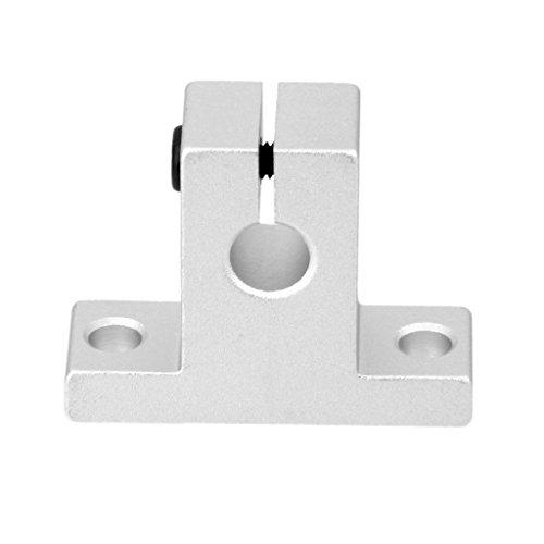 MagiDeal Sk8 8mm CNC Lineare Bewegung Kugel Diamaßeinheit Support Guide Shaft Bearing (Guide Bearing)