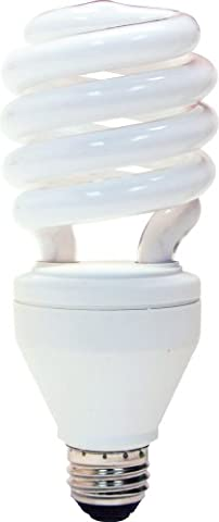 GE LIGHTING 77124 Energy Smart CFL 3-Wege-13/19/26-watt (100 W Ersatz) 600/1150/1750-lumen T3 Spirale