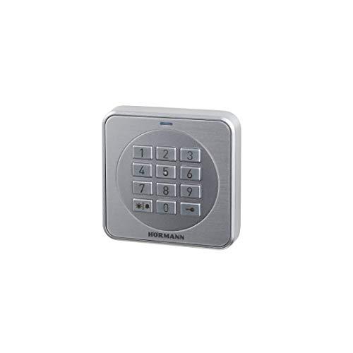 eschloss/Codetaster CTV 3-1 ~ für 3 Funktionen, besonders robust, mit Metalltastatur, bis zu zwei Garagentore oder elektrische Türöffner bedienen ~ Maße: 8 x 8 x 1,5 cm ()