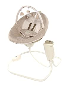 Graco Snuggle Swing - Benny and Bell