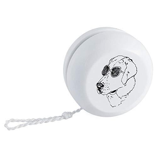 Azeeda 'Hund mit Sonnenbrille' Yo-Yo (YY00013804)