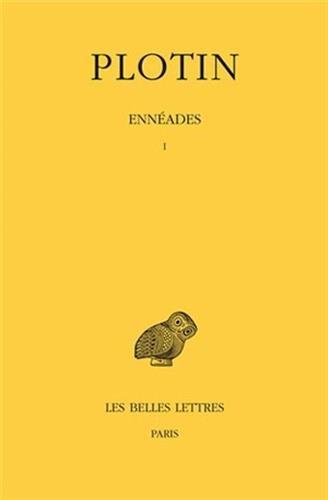 Ennéades, tome 1