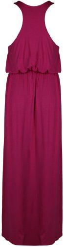 Purple Hanger–Vestito da donna rosso ciliegia