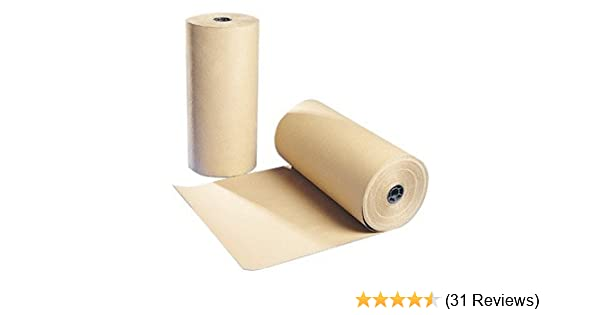 BROWN KRAFT WRAPPING PAPER-Strong Parcel Packing Posting Postal-HEAVY DUTY ROLLS