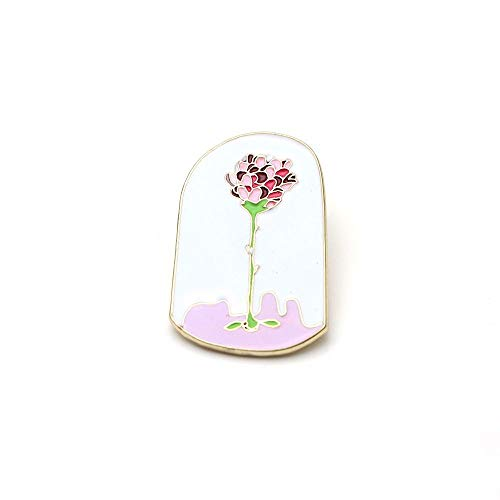 FCTHB Dongmanli The Little Prince Brooch Cartoon Kids Cute pin Lapel Collar Clothes pins Badge Backpack brooches Jewelry M1980