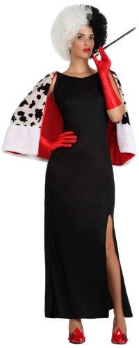 Imagen de atosa  disfraz de cabaret para mujer, talla 34 15712