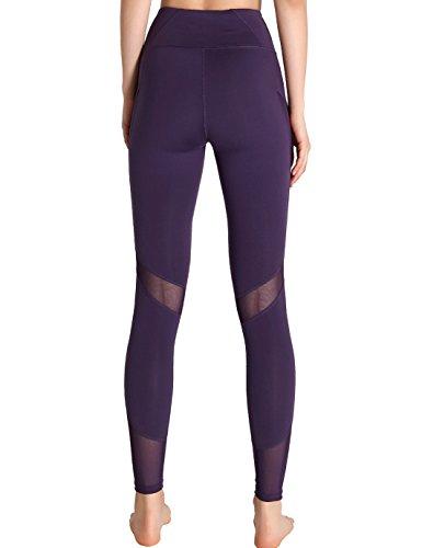 Jimmy Design - Leggings sportivi -  donna Viollet - 2
