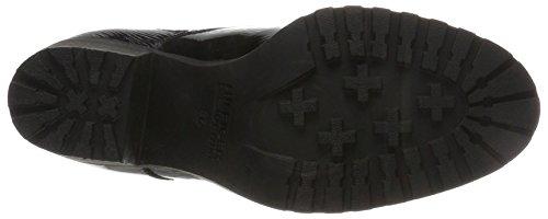 Tommy Jeans Damen B1385oo 3a Chelsea Boots Schwarz (Black)