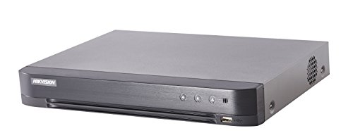 HIKVISION ds-7208huhi-k1Turbo 4.0HD 8-Kanal DVR Überwachung Hybrid Recorder 5MP TVI 6MP IPC HDMI VGA-Ausgang, schwarz 2 Tb Hybrid-recorder