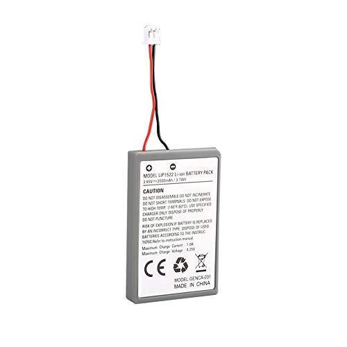 Preisvergleich Produktbild Mouchao 1PCS for Sony Playstation PS4 Dual Shock 4 Controller Replacement Battery Black