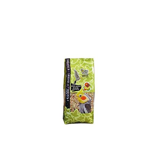 VADIGRAN-Mix di semi per Grande Parrocchetto PREMIUM VITA, 1 kg