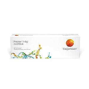 Proclear 1-day Kontaktlinsen multifocales täglichen, R 8.7, D 14.2, -1.5Dioptrie, Zusatz 0–30Astigmatism