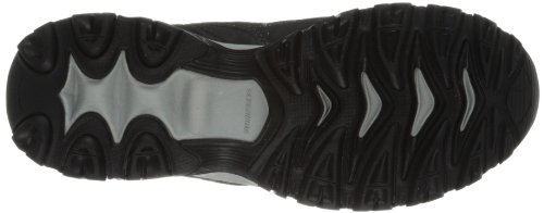 Sneaker Skechers Sport Afterburn mousse à mémoire de lacets Charcoal/Black
