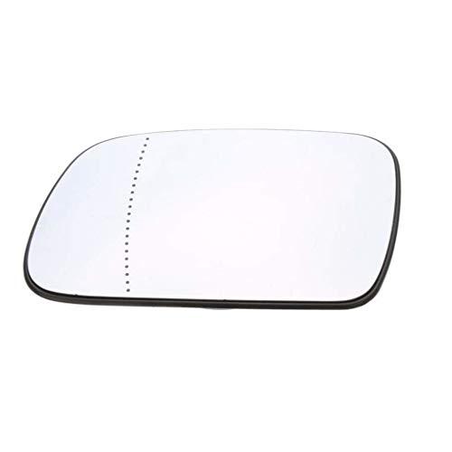 Cristal espejo derecho para peugeot 307-cristal espejo convexo exterior calefacción