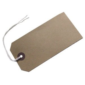 50-med-brown-buff-manilla-strung-96x48mm-tag-tie-on-luggage-craft-labels-3-by-merit