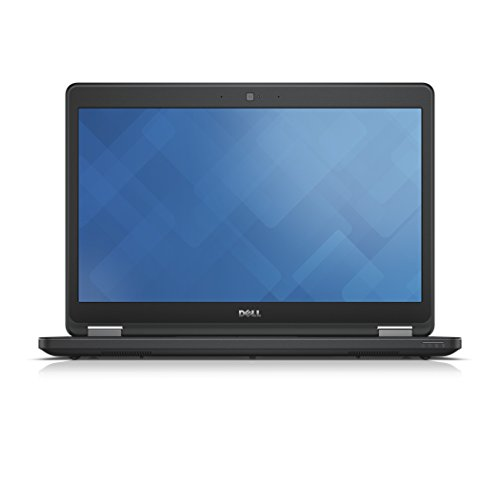 Dell NB Latitude E5450 35,6 cm (14 Zoll) Laptop (Intel Core i7 5600U, 2,6GHz, 8GB RAM, 256GB SSD, Win 7 Pro) schwarz (Laptop I7 Latitude)