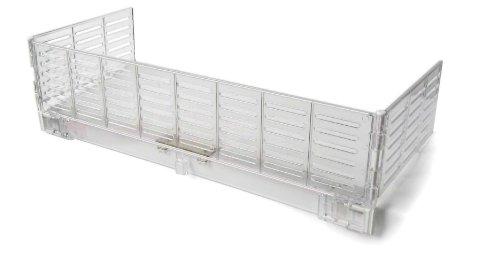 reer 1990.9 - Herdschutzgitter Standard, transparent