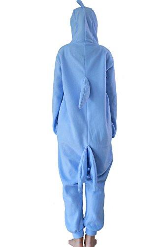 Imagen de hstyle unisex animal kigurumi pijamas ropa de dormir trajes disfraz onesie pyjamas cosplay costume el tiburón azul s alternativa