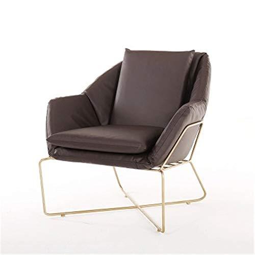 GSCshoe Art Sofa Freizeit Einzelsofa Stuhl Studio Cafe Modern Minimalistisch Designer Lounger Sofa